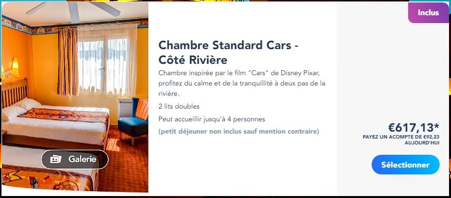 Réserver un forfait hotel et billet d'entrée pour Disneyland Paris