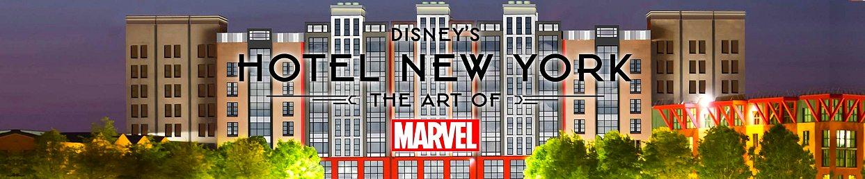 L'hôtel Disney Marvel à Disneyland Paris