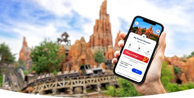 Les attractions éligibles au Disney Premier Access de Disneyland Paris